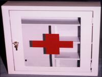 Botiquín para primeros auxilios estándar