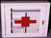 Botiquín para primeros auxilios pequeño